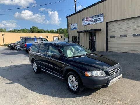 2006 Volvo XC70 for sale at EMH Imports LLC in Monroe NC