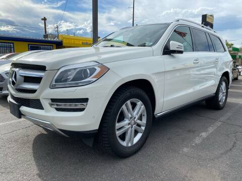 2013 Mercedes-Benz GL-Class for sale at New Wave Auto Brokers & Sales in Denver CO