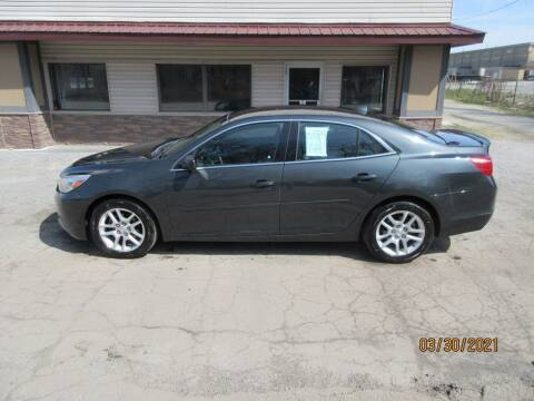 2014 Chevrolet Malibu for sale at Settle Auto Sales STATE RD. in Fort Wayne IN