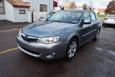 2009 Subaru Impreza for sale at L&J AUTO SALES in Birdsboro PA