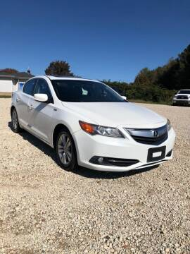 2013 Acura ILX for sale at Triple A's Motors in Greensboro NC