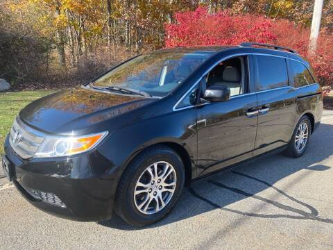 2013 Honda Odyssey for sale at Padula Auto Sales in Braintree MA
