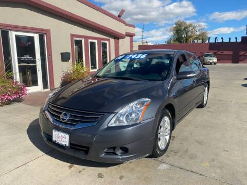 2010 Nissan Altima for sale at Sexton's Car Collection Inc in Idaho Falls ID