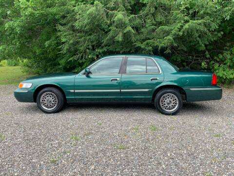 2000 Mercury Grand Marquis for sale at Top Notch Auto & Truck Sales in Gilmanton NH