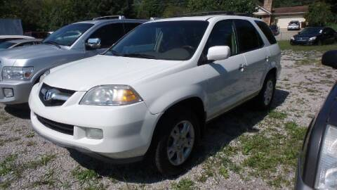 2004 Acura MDX for sale at Tates Creek Motors KY in Nicholasville KY