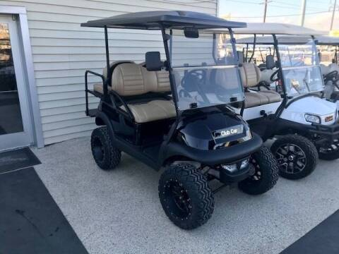 2017 Club Car Villager 4 Pass Lift Electric for sale at METRO GOLF CARS INC in Fort Worth TX