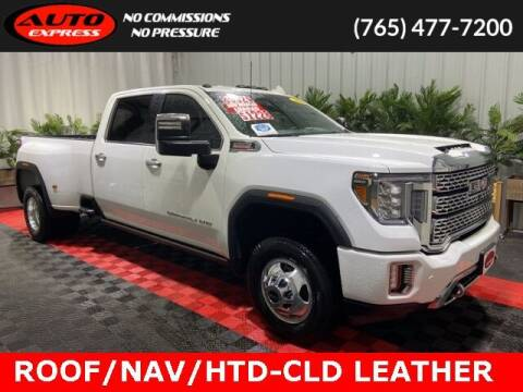 2021 GMC Sierra 3500HD for sale at Auto Express in Lafayette IN