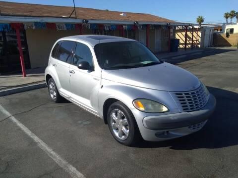 2002 Chrysler PT Cruiser for sale at Car Spot in Las Vegas NV