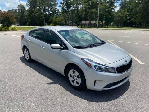 2017 Kia Forte for sale at Carprime Outlet LLC in Angier NC