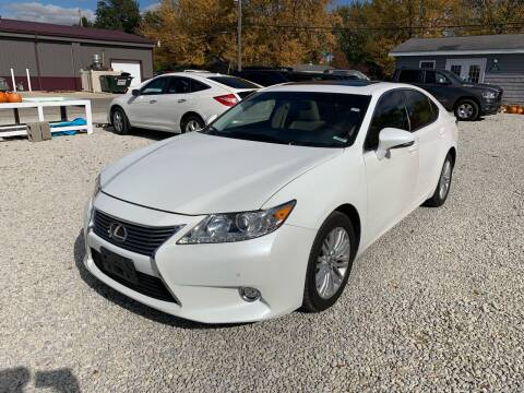 2014 Lexus ES 350 for sale at Davidson Auto Deals in Syracuse IN