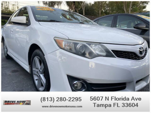 2013 Toyota Camry for sale at Drive Now Motors USA in Tampa FL