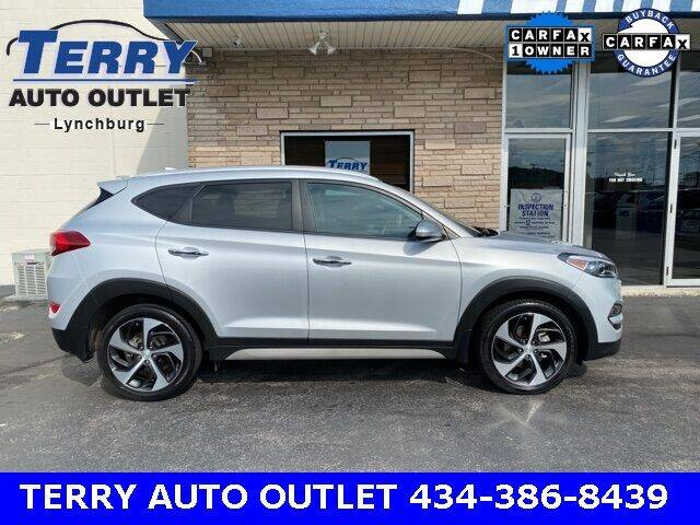 2017 Hyundai Tucson for sale at Terry Auto Outlet in Lynchburg VA