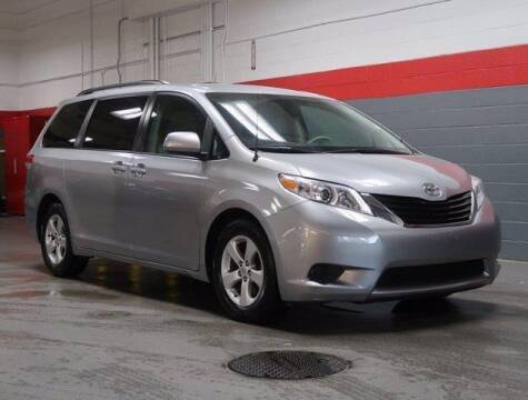 2013 Toyota Sienna for sale at CU Carfinders in Norcross GA
