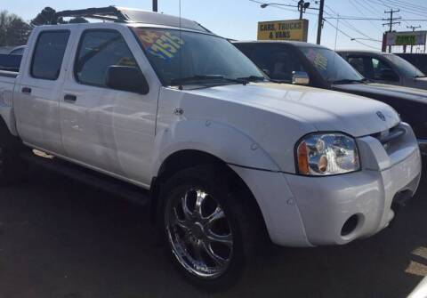 2004 Nissan Frontier for sale at Steve's Auto Sales in Norfolk VA