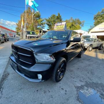 2014 RAM Ram Pickup 1500 for sale at Drive Deleon in Yonkers NY