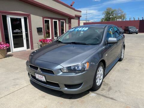 2013 Mitsubishi Lancer Sportback for sale at Sexton's Car Collection Inc in Idaho Falls ID