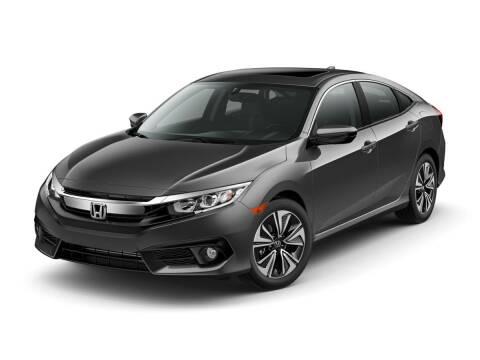 2018 Honda Civic for sale at MILLENNIUM HONDA in Hempstead NY