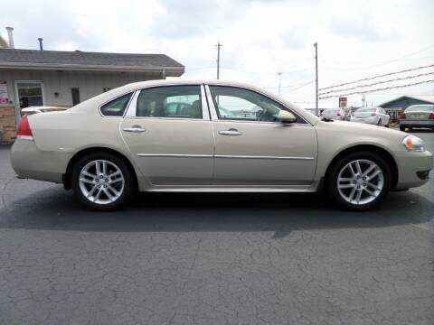 2012 Chevrolet Impala for sale at Budget Corner in Fort Wayne IN