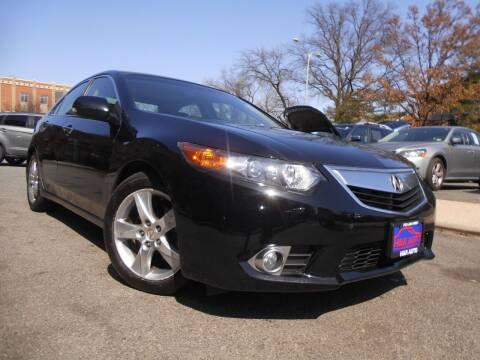 2011 Acura TSX for sale at H & R Auto in Arlington VA