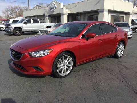 2017 Mazda MAZDA6 for sale at Beutler Auto Sales in Clearfield UT