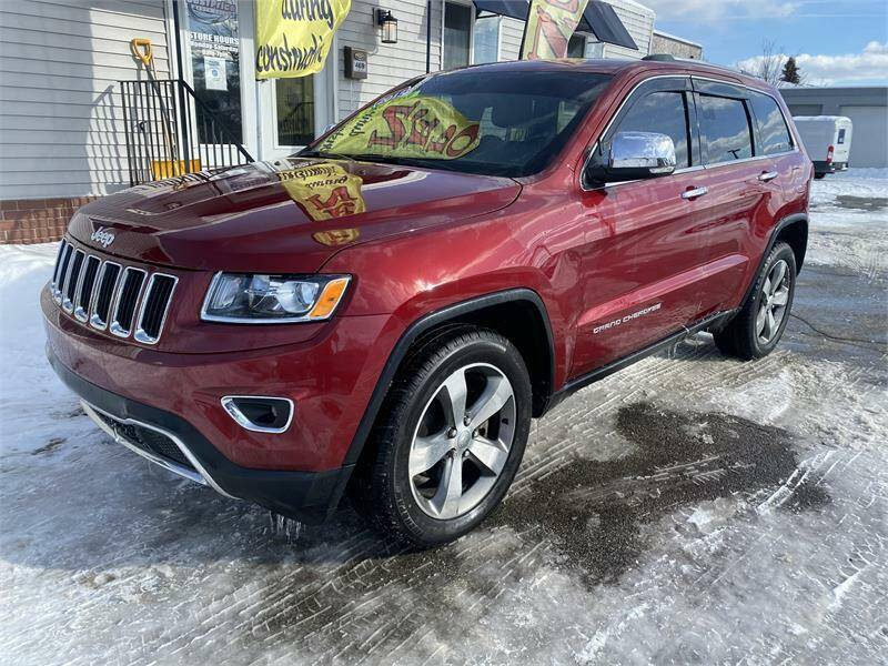 2015 Jeep Grand Cherokee for sale at Best Price Auto Sales in Methuen MA