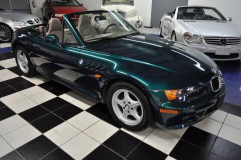 1996 BMW Z3 for sale at Podium Auto Sales Inc in Pompano Beach FL