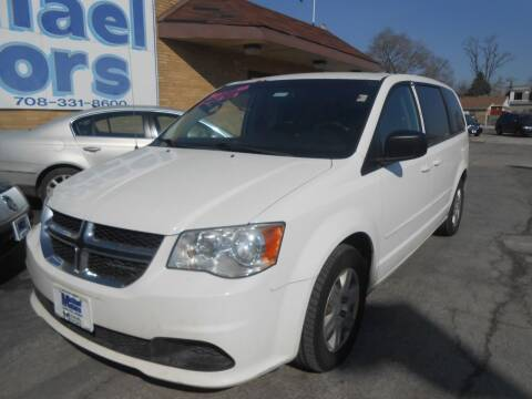2012 Dodge Grand Caravan for sale at Michael Motors in Harvey IL