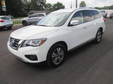 2020 Nissan Pathfinder for sale at G. B. ENTERPRISES LLC in Crossville AL
