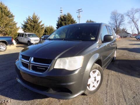 2012 Dodge Grand Caravan for sale at PERUVIAN MOTORS SALES in Warrenton VA