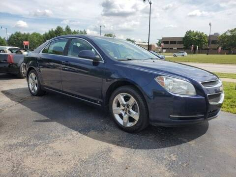 2010 Chevrolet Malibu for sale at Paramount Motors in Taylor MI