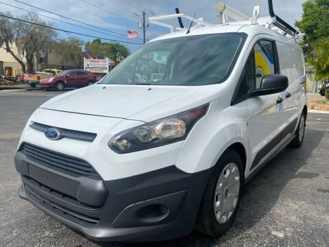 2015 Ford Transit Connect Cargo for sale at RoMicco Cars and Trucks in Tampa FL