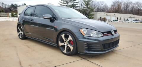 2015 Volkswagen Golf GTI for sale at Lease Car Sales 3 in Warrensville Heights OH