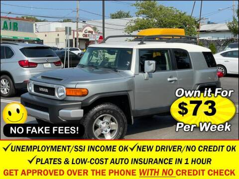 2010 Toyota FJ Cruiser for sale at AUTOFYND in Elmont NY