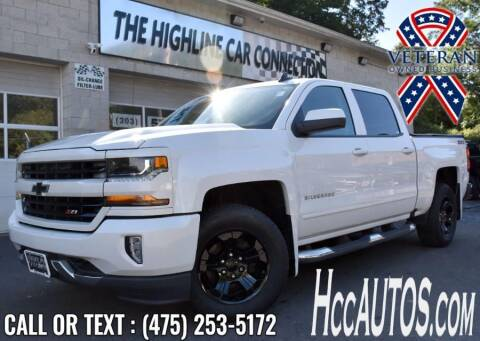 2016 Chevrolet Silverado 1500 for sale at The Highline Car Connection in Waterbury CT