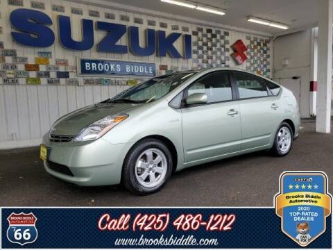 2008 Toyota Prius for sale at BROOKS BIDDLE AUTOMOTIVE in Bothell WA