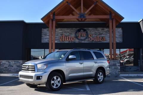 2010 Toyota Sequoia for sale at JW Auto Sales LLC in Harrisonburg VA