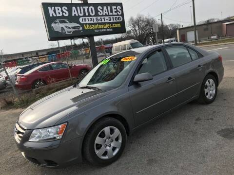 2010 Hyundai Sonata for sale at KBS Auto Sales in Cincinnati OH