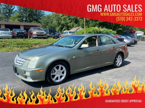 2005 Cadillac STS for sale at GMG AUTO SALES in Scranton PA