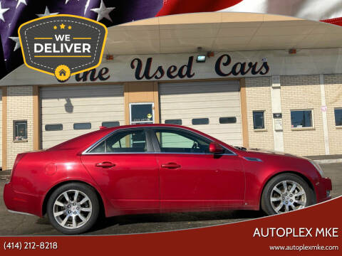 2009 Cadillac CTS for sale at Autoplex MKE in Milwaukee WI