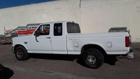 1992 Ford F-150 for sale at Goleta Motors in Goleta CA