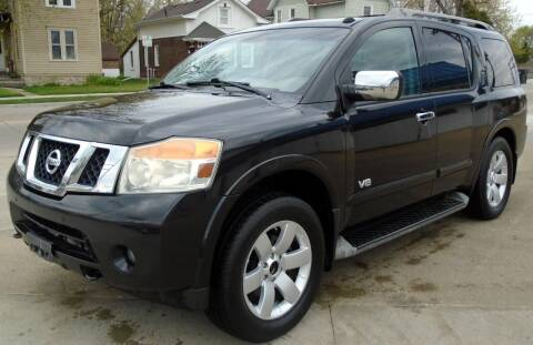 2008 Nissan Armada for sale at Waukeshas Best Used Cars in Waukesha WI