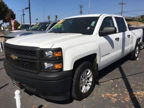 2014 Chevrolet Silverado 1500 for sale at Auto Max of Ventura in Ventura CA
