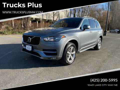 2016 Volvo XC90 for sale at Trucks Plus in Seattle WA