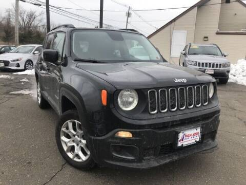 2015 Jeep Renegade for sale at PAYLESS CAR SALES of South Amboy in South Amboy NJ
