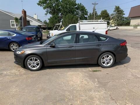 2018 Ford Fusion for sale at Daryl's Auto Service in Chamberlain SD