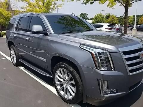 2018 Cadillac Escalade for sale at Southern Auto Solutions - Lou Sobh Kia in Marietta GA