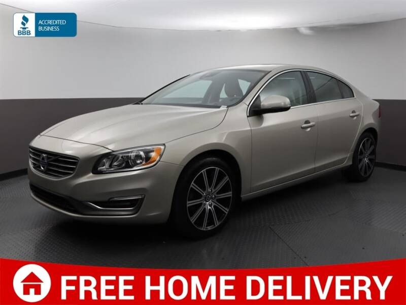 2017 Volvo S60 for sale at Florida Fine Cars - West Palm Beach in West Palm Beach FL
