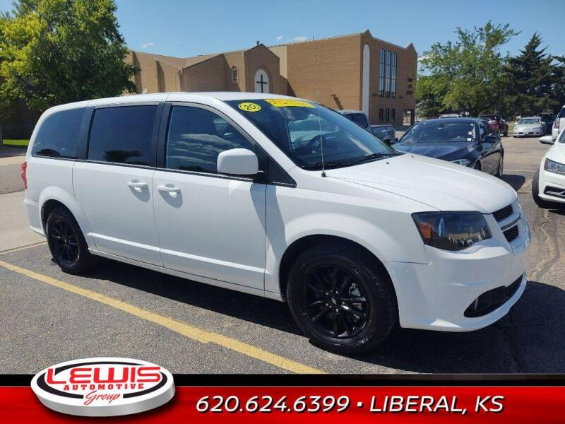 2020 Dodge Grand Caravan for sale at Lewis Chevrolet Buick of Liberal in Liberal KS