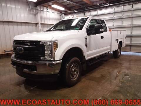 2018 Ford F-250 Super Duty for sale at East Coast Auto Source Inc. in Bedford VA
