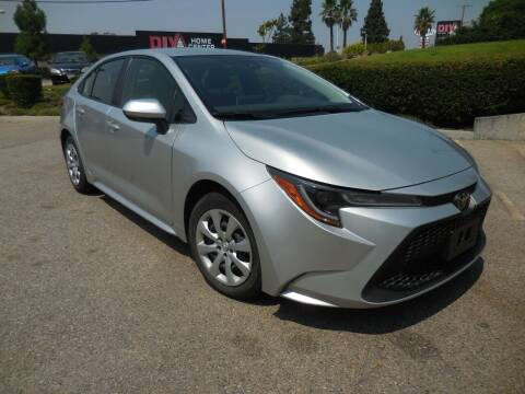 2020 Toyota Corolla for sale at ARAX AUTO SALES in Tujunga CA